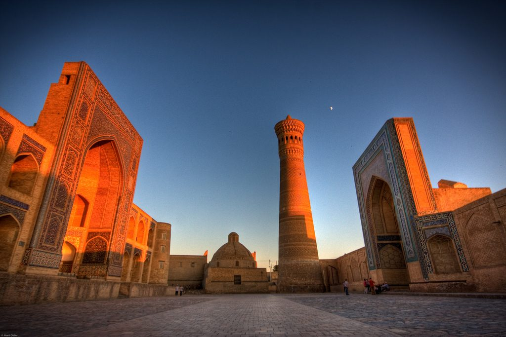 Guaranteed Departure Uzbekistan tour 2018