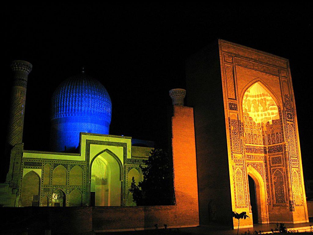 Gur-Emir Mausoleum 2