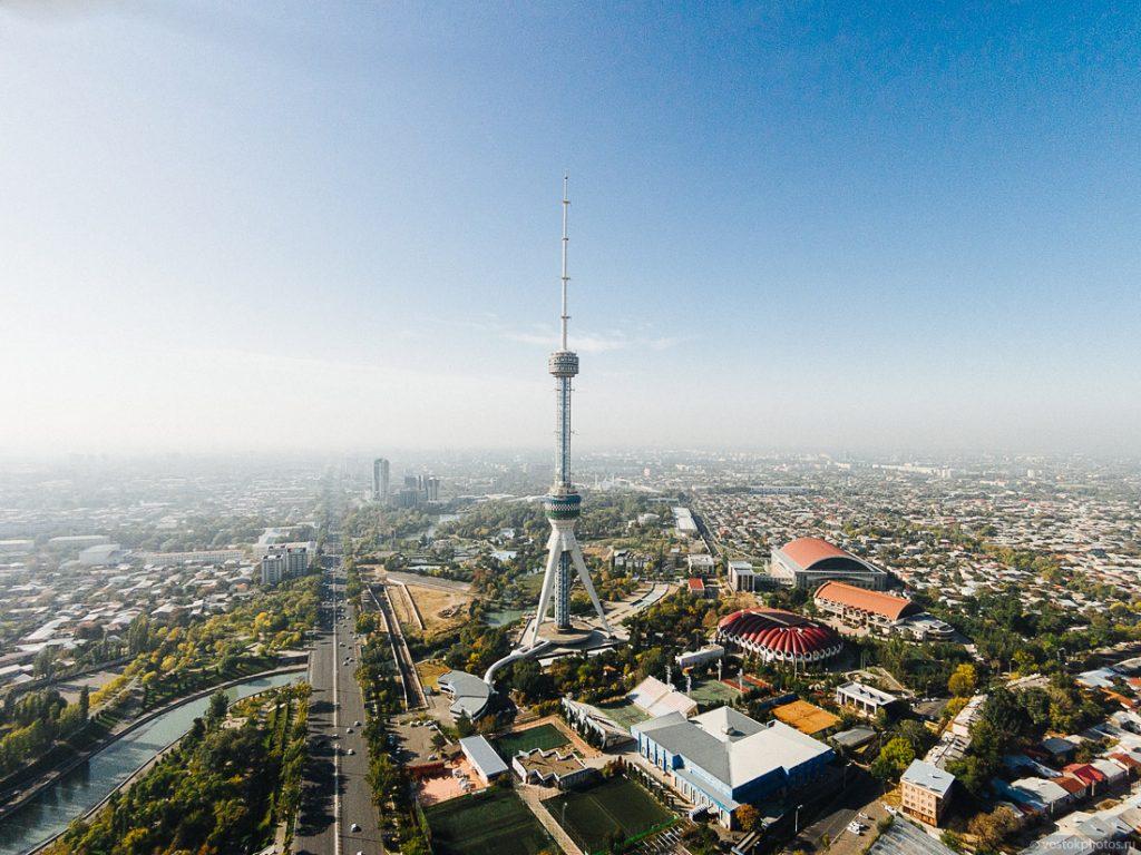 Tashkent Bird View