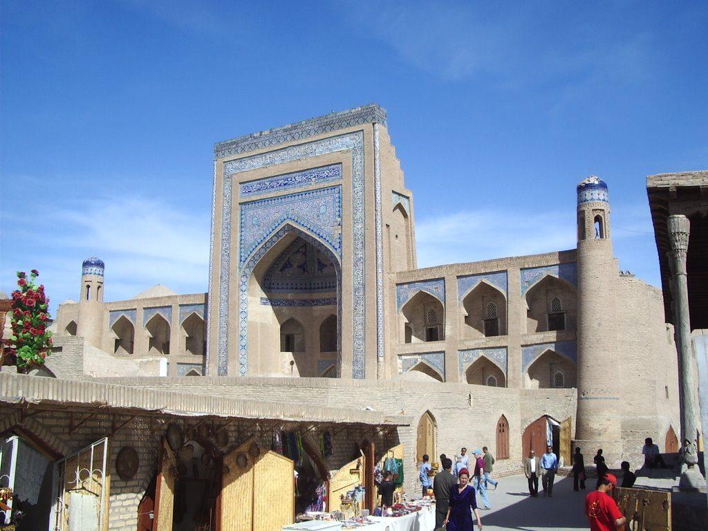Alla-Kuli-khan madrasah