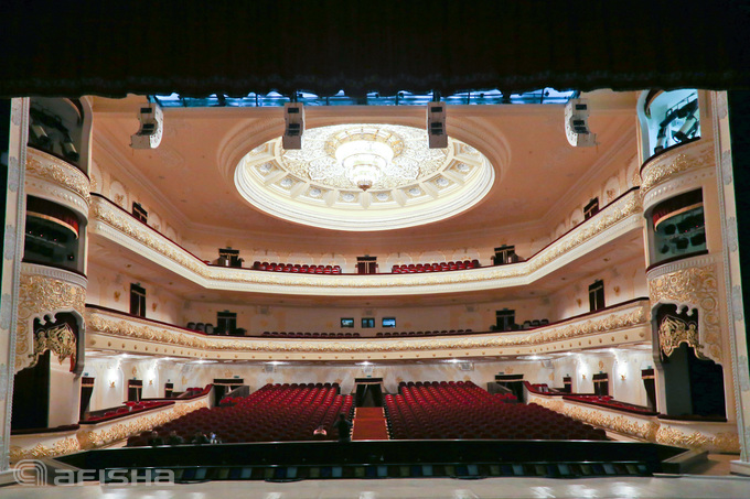 Alisher Navoi Theatre