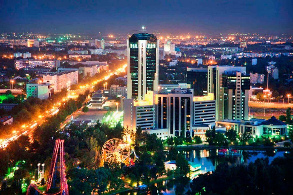 Tashkent City 2