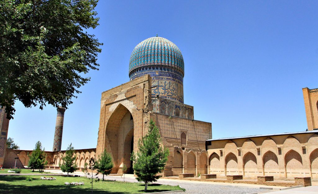 Bibi Khоnum Mosque