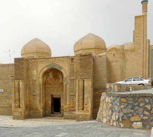 Magoki Atari Mosque