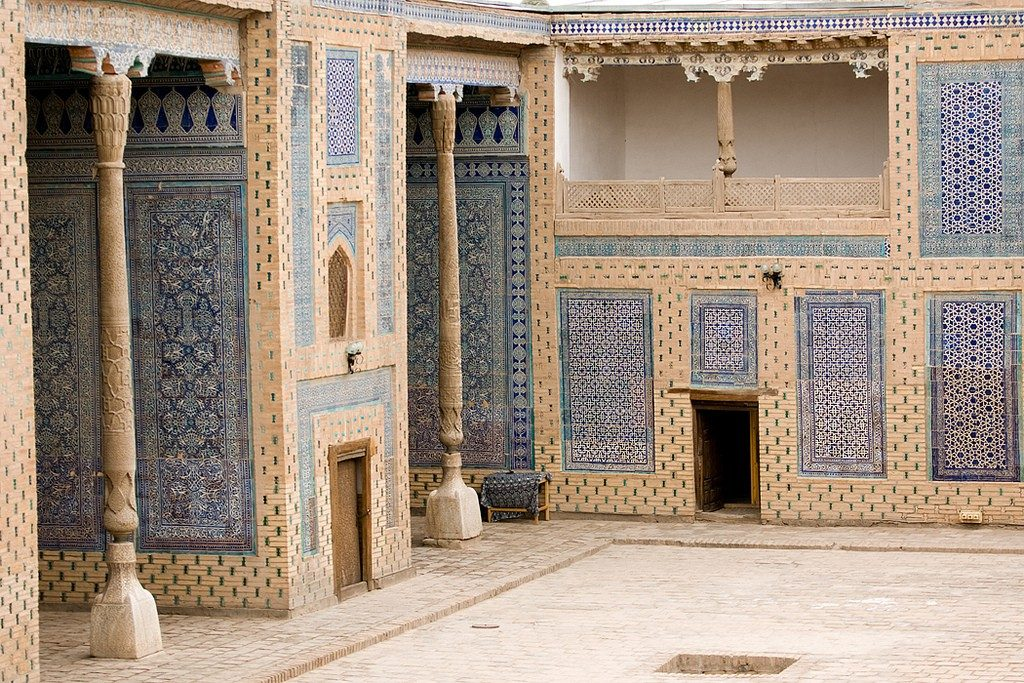 Tash-Hauli Palace