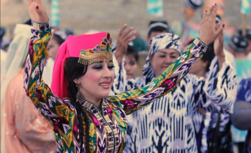 "Bukhara ""Silk and spices"" festival"