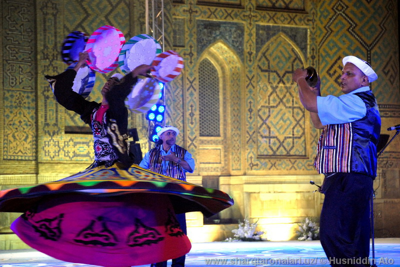 "International Music Festival ""Sharq Taronalari"""
